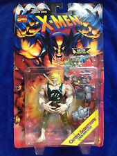 SABERTOOTH CAPTIVE - X-MEN INVASION SERIES 1995 TOY BIZ Marvel Action Figure