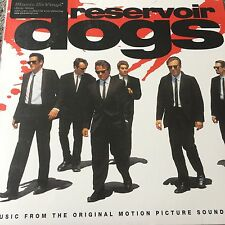 Reservoir Dogs Original Soundtrack Music on vinyl - 180g Vinyl lp - New & Sealed