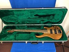 Peavey Grind NTB 5 String Electric Bass Guitar w/OHSC No Reserve