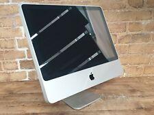 Apple iMac 20-Inch Core 2 Duo 2.40GHz 320GB HDD 4GM RAM Damaged screen 196229