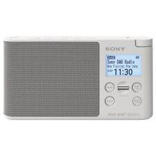 Sony XDRS41D Portable DAB/DAB+ Radio - White