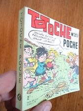 ** TOTOCHE POCHE N° 20 a **  VAILLANT BD PETITS FORMATS TABARY
