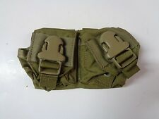 NEW Eagle Industries Double Frag Grenade Pouch V.2 Khaki FGC-2-PC-MS-5KH 9/10