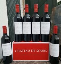 der Grand Vin : 12 x 0.75l Chateau de S........ Bordeaux superieur  2013 13%