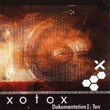Xotox documentación 1: tono-CD (Live 2005 + BONUS-limited 1000)