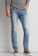NWT AEO~American Eagle Skinny Active Flex Denim Jeans Mens size 28X32