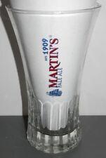 MARTIN'S PALE ALE VERRE - BAR BISTROT GLAS GLASS 11 CL - TBE