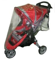 Sasha's Single Stroller Baby Jogger Rain and Weather Cover NEW