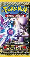 Pokemon Next Destinies Booster Pack (BW4) - Pokemon Cards Unsearched Factory New