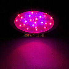 75W UFO Indoor 3W LED Plant Grow Light Lamp Panel Full Spectrum Flower