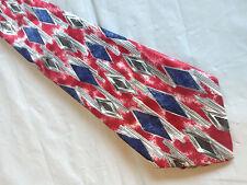 """BOYS 50""""  Red White Blue Tie Necktie DANIEL ADAM~ FREE US SHIP (8276)"""
