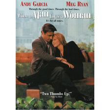 When a Man Loves a Woman (DVD, 2000)