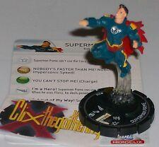 SUPERMAN PRIME #060 #60 DC HeroClix Arkham Asylum Super Rare