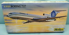 HELLER / BOEING 727 AIR ALASKA 1/125