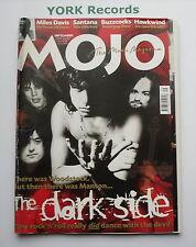 MOJO MAGAZINE - Issue 70 September 1999 - The Darkside / Miles Davis / Santana