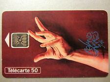 Tarjeta telefónica phone card france telecom 50 unités télécarte 1994 francia Phone