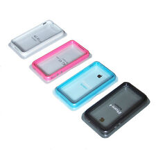 Bumper Case Cover for Apple iPhone 4 /4s - White, Pink