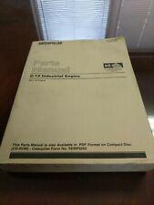 Caterpillar C-12 Industrial Engine Parts Manual