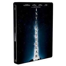 Interstellar Steelbook Blu Ray UK Edition Fast DISPATCH 1st Class