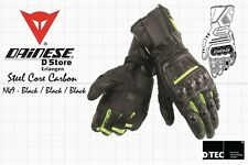 NEW - DAINESE STEEL CORE CARBON BLACK FLUO YELLOW SIZE XS