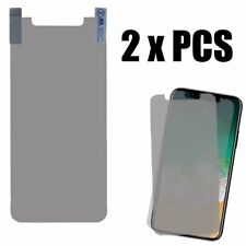 2 x PIECES of Clear Thin LCD Screen Protector Film Guard for New Apple iPhone X