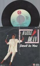 """7""""  Hazell Dean – Devil In You"""