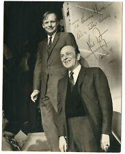 NASA Astronaut Neil Armstrong Apollo 11 First on Moon Signed B/W photo COA