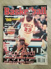 Basketball Betting Guide 1998 Preview Chicago Bulls Michael Jordan