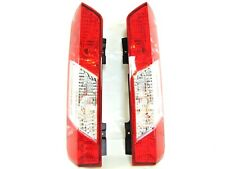 For 2015-2019 Ford Transit 150/250/350 Rear Left Right Tail Light Pair W/o Bulbs