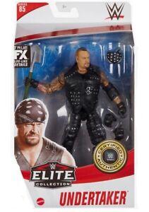 WWE Mattel Elite Collection 85 The Undertaker Wrestling Figure Boneyard Match