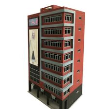 Outland Building Models Trade Center Skyscraper Building Model 1/144 N Scale Toy