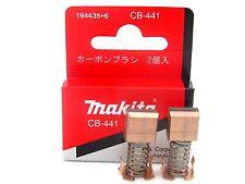 Makita Kohlebürsten CB-441  Original 194435-6 für 4334D, 5621RD, BHR202, BHR241,
