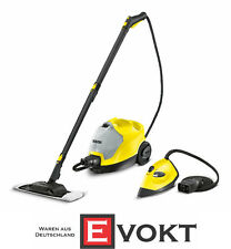 Karcher Sc 4 Newness 2015 Steam Cleaner + Iron Kit 1.512-408.0 Genuine New