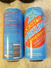 Rockstar Energy Sparkling, Cherry Citrus, 16 OZ-non aperto