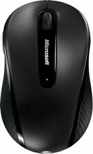 MICROSOFT WIRELESS MOBILE 4000 DESKTOP COMPUTER PC MOUSE laptop notebook mac usb