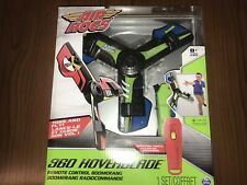 Air Hogs 360 Hoverblade Sealed Brand New! 2 Colors Blue/ Black And Red/ Black