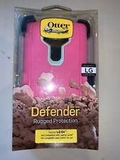 OtterBox Defender Series Case for LG G4- Melon Pop