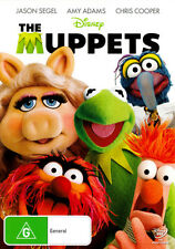 The Muppets  - DVD - NEW Region 4
