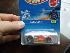 Vintage 1995 Hotwheels  Grizzlor - NIP