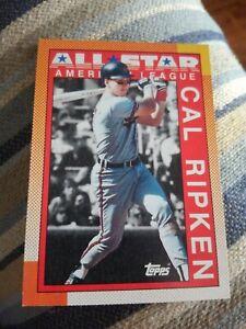 CAL RIPKEN JR. 1990 TOPPS A.L. ALL STAR  #388 FREE SHIPPING