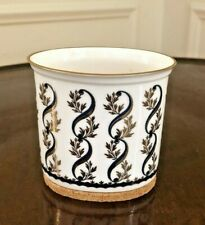 Halcyon Days Porcelain Fine Bone China Scented Candle Holder Candlelight