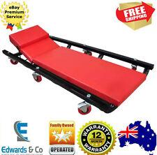 Home Workshop Garage Mechanic Car Truck Repair Trolley Creeper Sliding Board