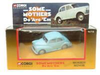 Corgi 96758 Some Mothers Do 'Ave 'Em Morris Minor Blue 1 43 Scale Boxed
