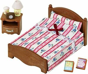 Sylvanian Families Semi-Double Bed - Brand New