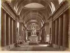 Italia, Bologna, Bologne, Cimitero della Certosa Galleria Colombario Vintage alb