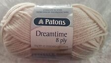 Patons Dreamtime Merino 8 Ply #2949 Natural Colour - Pure Merino Wool 50g