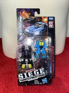 Transformers Generations War for Cybertron Micromaster WFC-S32 Sports Car Patrol