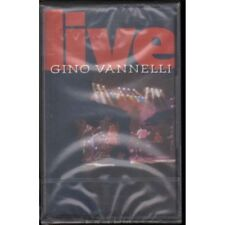 Gino Vannelli MC7 Live Nuova Sigillata 0731451071041