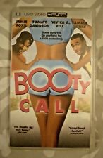PSP UMD Movie Video Playstation Portable Booty Call