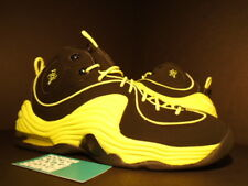 2012 Nike Air Max PENNY II 2 LE BLACK CYBER NEON VOLT 535600-003 9